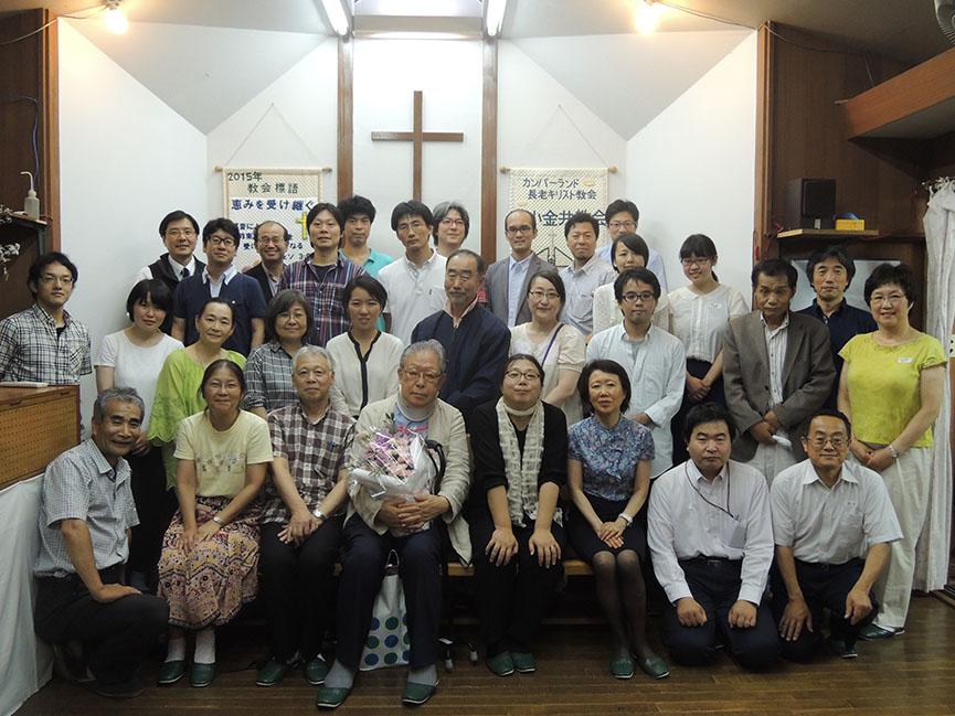 東京神学大学学生説教塾